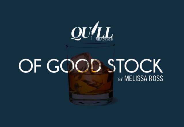Photo of Quill Reading: Of Good Stock